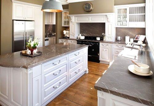 Wonderful Modern French Kitchen Decorating Ideas