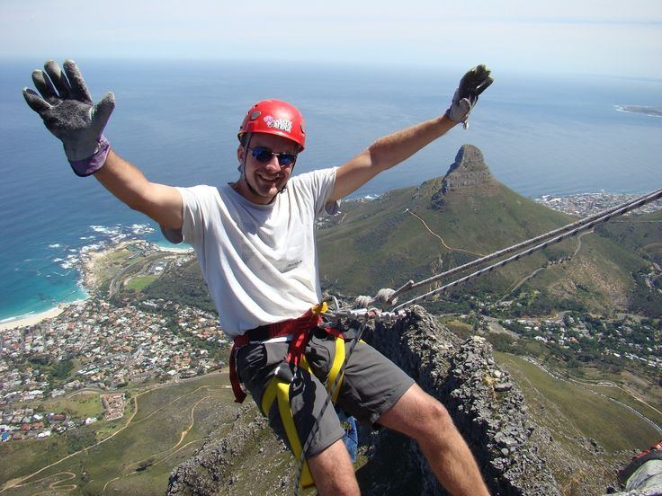 Top 5 Adventure Sports to do in Cape Town