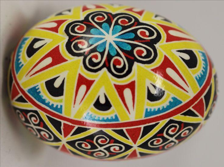 Pysanka Egg; Protection of the Sun