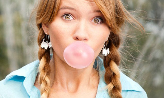 Should you stop eating chewing gum and bread?
