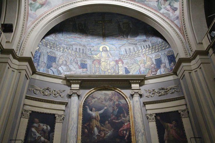 Santa Pudenziana church   da lreed76