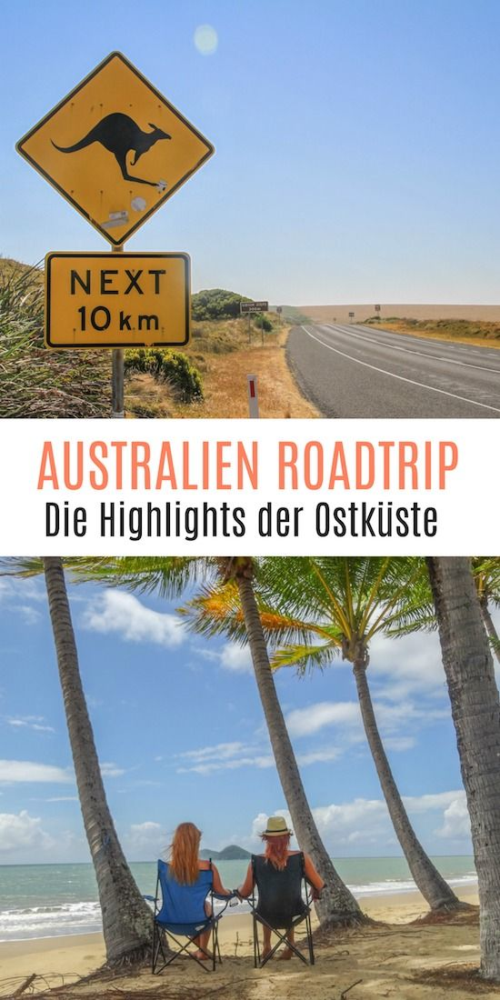 Australien Ostküste: 12 Roadtrip Highlights von der Great Ocean Road bis Cairns