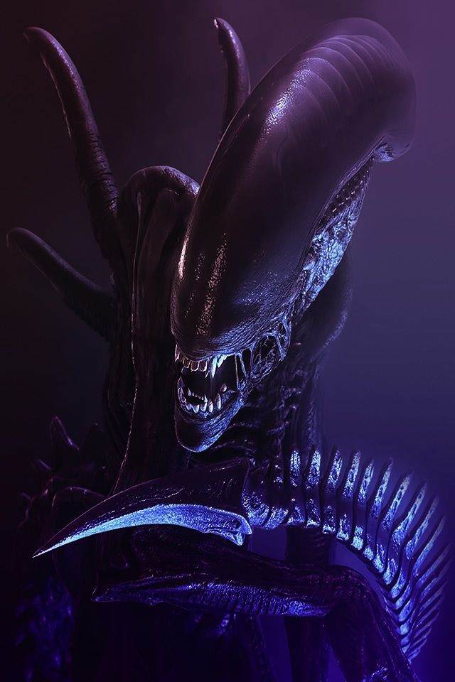 Xenomorph - the most beautiful and striking  creature design in all of film (in my opinion of course)