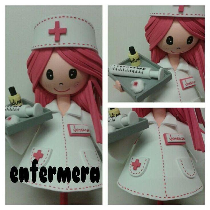 Enfermera fofulapiz