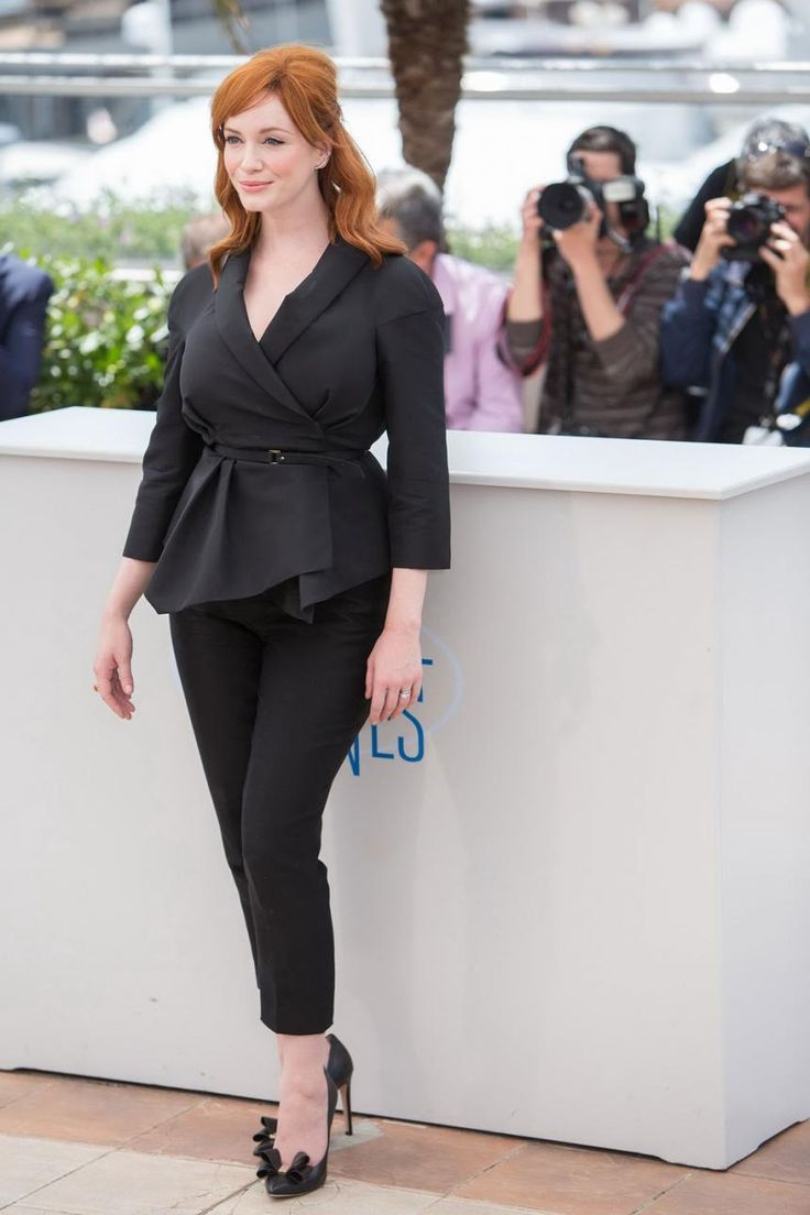 10 Glamorous Style Lessons From Christina Hendricks | Fox News Magazine