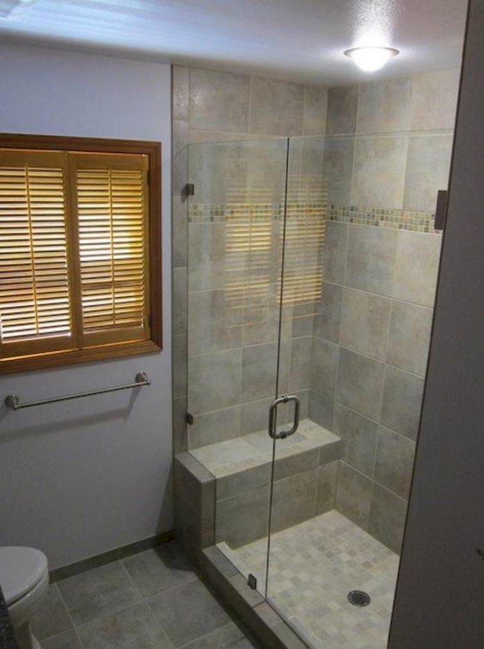 28 Best Walk In Shower With Bench Seat Images On Pinterest