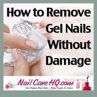 Best 25 Remove Gel Nails Ideas On Pinterest Remove Gel