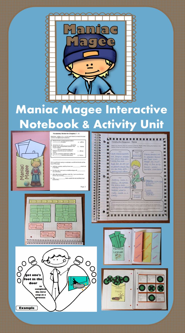 best ideas about maniac magee pete the cat art maniac magee interactive notebook activity unit contains graphic organizers for an interactive notebook and game