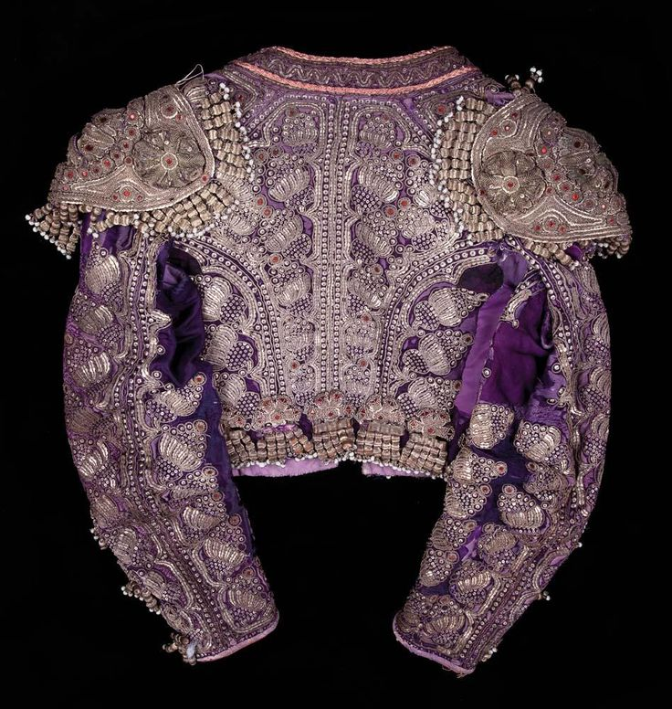 Rudolph Valentino Matador Costume by Travis Banton for Blood and Sand, 1922   Google Image Result for http://media.liveauctiongroup.net/i/9882/10657829_2.jpg%3Fv%3D8CE70FE1D1F1900
