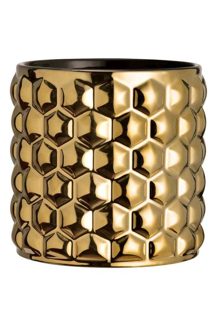 Vaso de cerâmica para plantas | H&M
