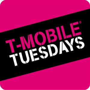 FREE Stuff on T-Mobile Tuesdays! (US) For T-Mobile customers, free stuff available on every Tuesday. No hoops and strings are required. Just download the free T-Mobile Tuesdays app and get started. #freestuff #tmobiletuesdays  #US #MobileApps