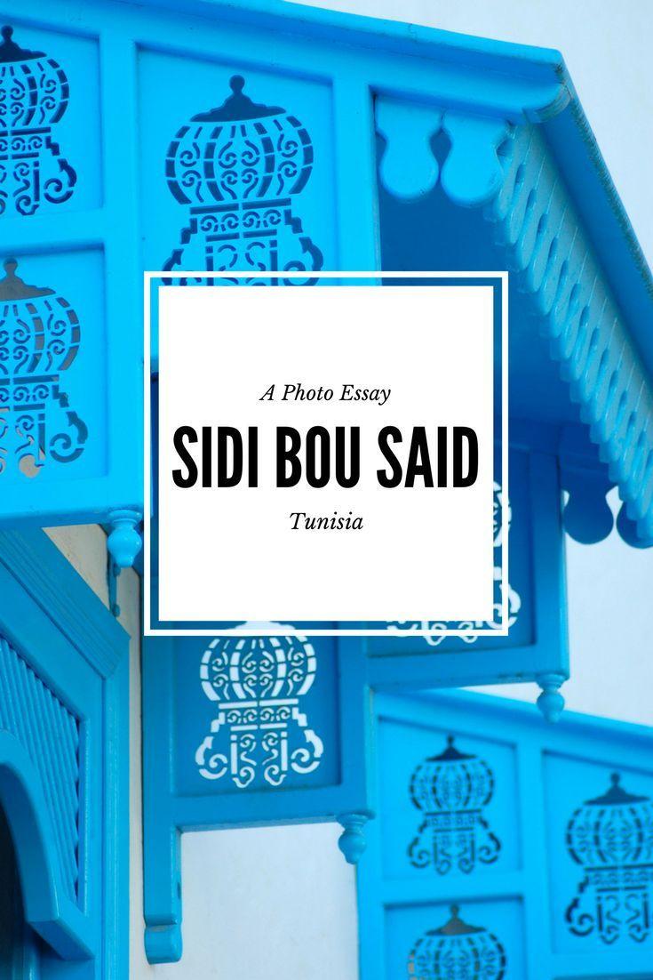 A photo essay of the beautiful Sidi Bou Said in Tunisia
