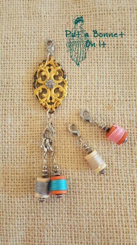 Knitting Markers Diy : Awesome tutorial for diy stitch markers these would make