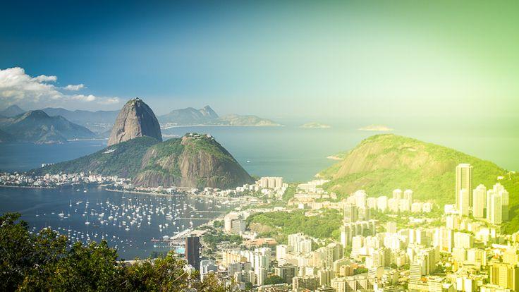 Mirante Dona Marta, a vista mais bonita do Rio de Janeiro