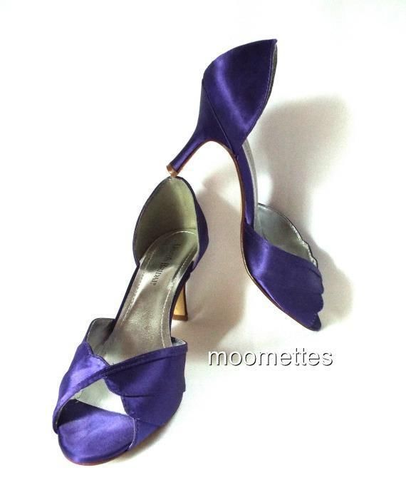 David S Bridal Shellie Shoes