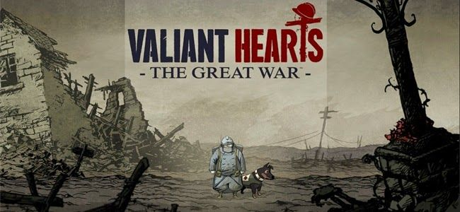 Valiant-Hearts-The-Great-War-Launch-Date-Confirmed-PS4-Games  Ubisoft has finally confirmed the release date for its upcoming puzzle-adventure game Valiant Hearts: The Great War. The UbiArt designed game will launch digitally on PS4, Xbox One, PS3, Xbox 360 and PC this coming June 25, 2014.  #PS4Games #Playstation4games #Playstationgames #ValiantHeartsTheGreatWar #ReleaseDate