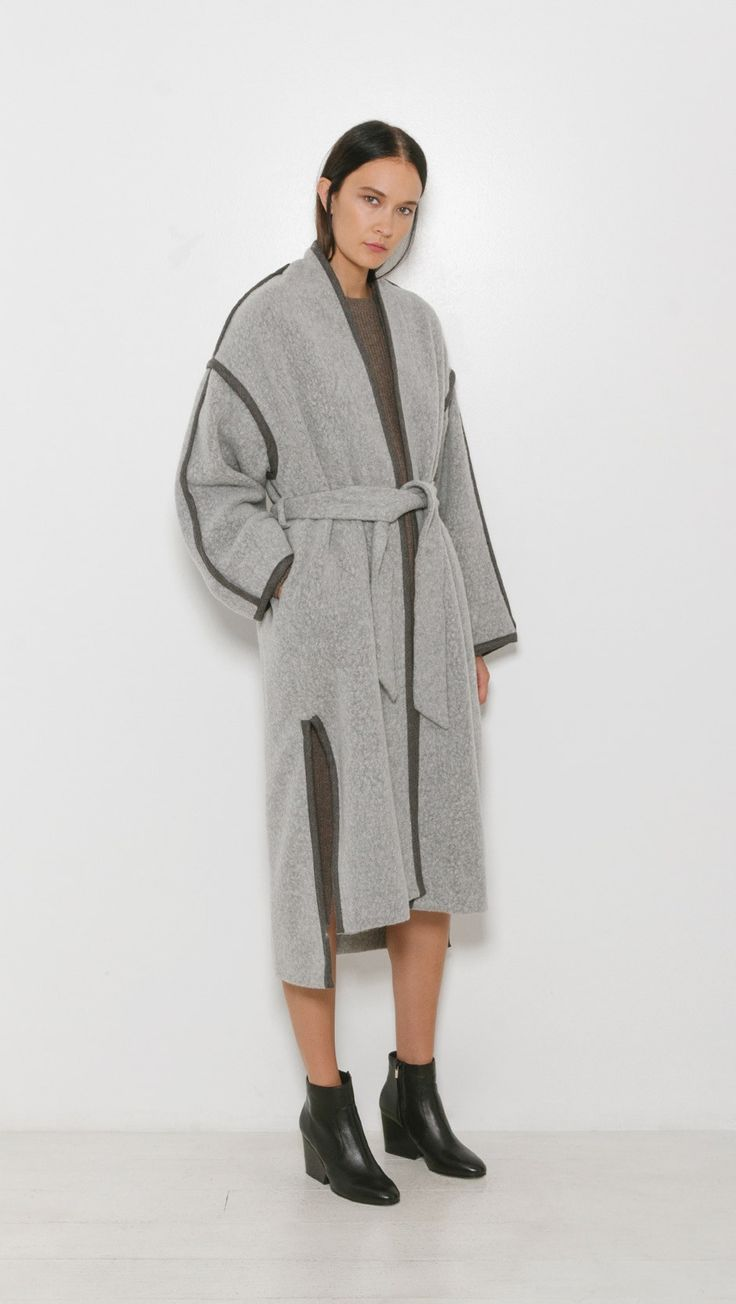 Sea NY Legend Overcoat | The Dreslyn