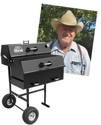 The 10 best value charcoal grills in their price category. The Good-One-Open Range Smoker  Buy At;  http://www.firecraft.com/product/the-good-one-open-range-with-fixed-grill-grate-06300aoh/traditional-smokers