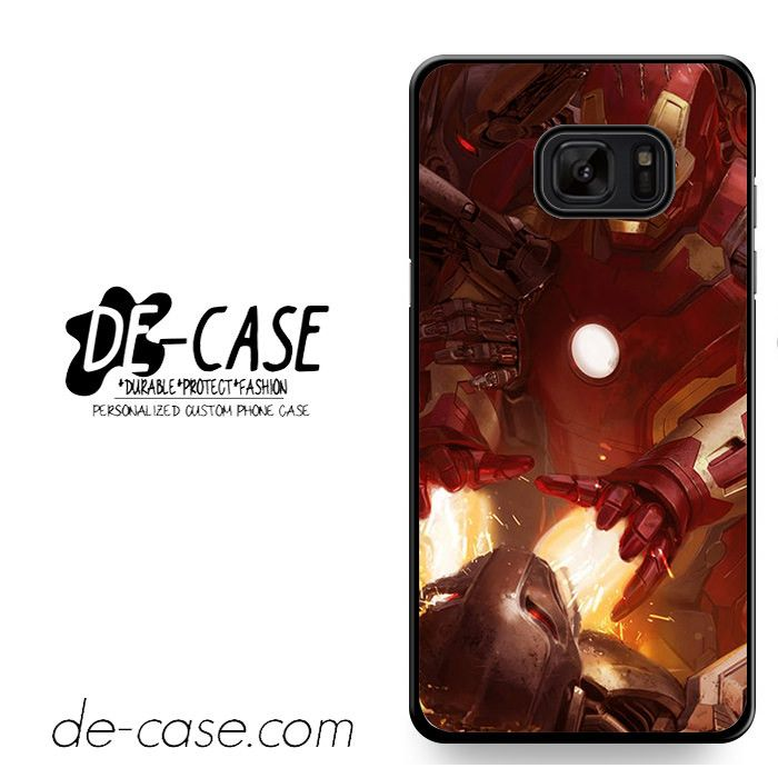 Avengers Age Of Ultron Comic Posters Iron Man DEAL-1207 Samsung Phonecase Cover For Samsung Galaxy Note 7