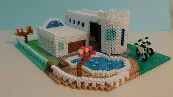 To build in Minecraft, maybe?
