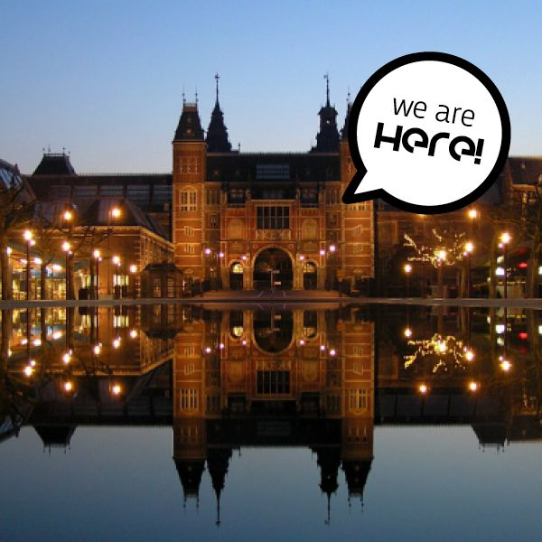 Did you know that you can find us at the Rijksmuseum ? Love Art. Love LOQI. http://bit.ly/1f9GzQK