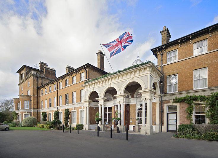 Oatlands Park Hotel - Venue - Surrey