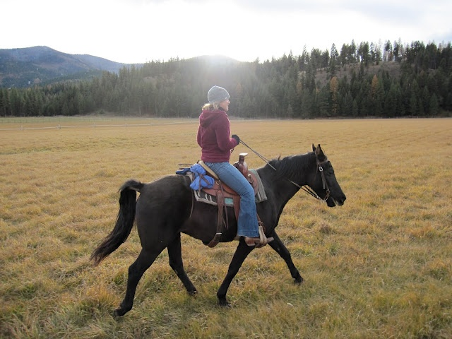 Cowgirls in Montana