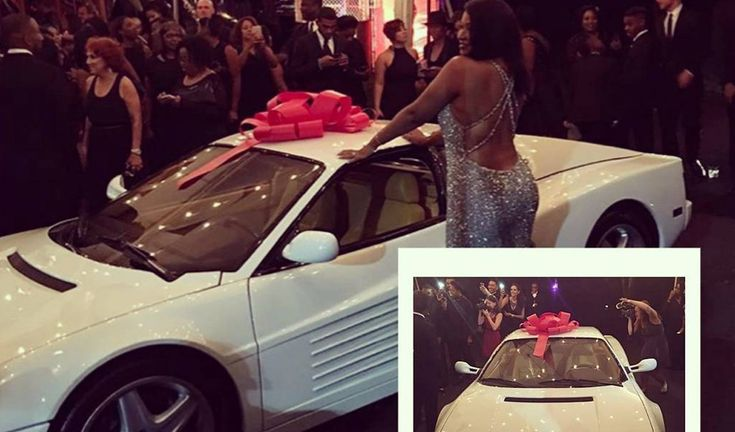 LeBron James Buys Wife Ferrari Testarossa