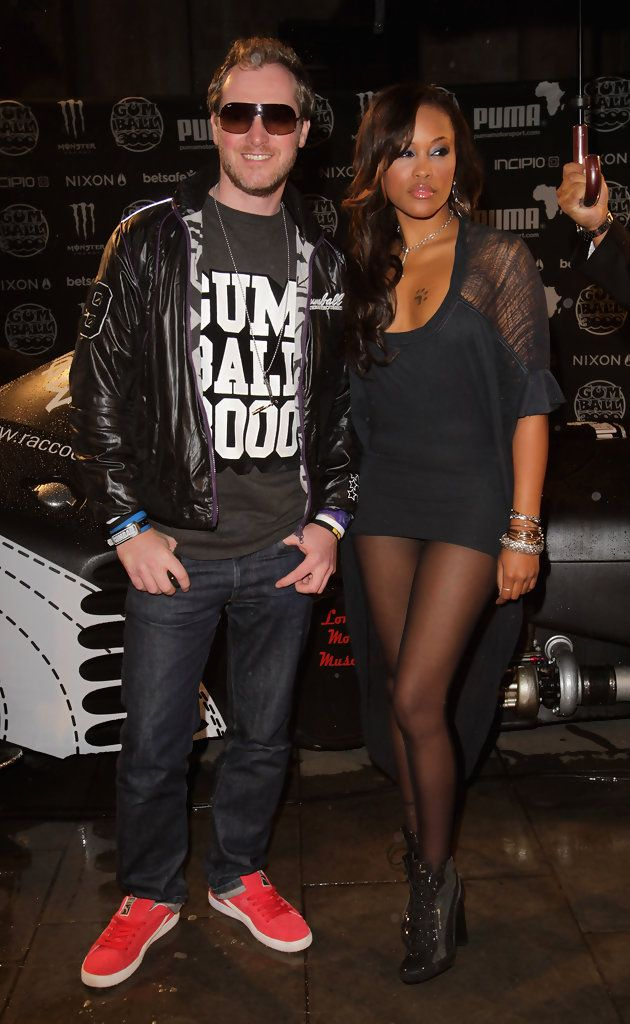 Maximillion Cooper is an entrepreneur, skateboarder and race car driver who has a net worth of  million. He is also husband to the rapper Eve shown with him here. Loving her outfit! Daring, sexy and fierce!