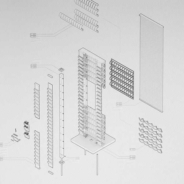 Bio Design Challenge Studio Critics Richard Sarrach & Catherine Ingraham. Team: Hanshen Sun, Kay Choi, Batya Abadie, Martin Orr #pratt #prattsoafinals #architecture #genspace #moma #biodesignchalange #studio #bacillus #subtilis