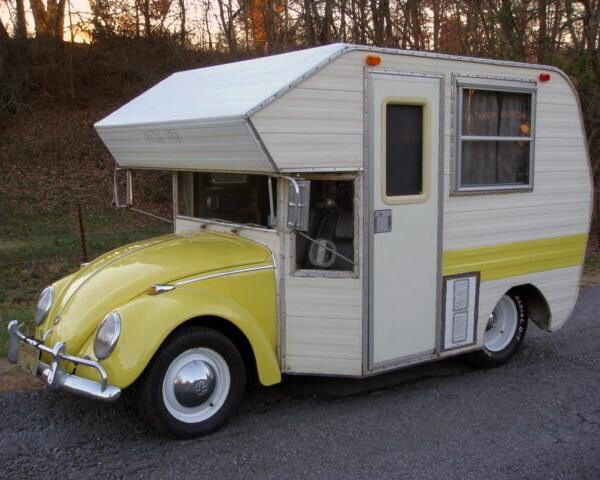 VRZone > Volkswagen Beetle, Camper Van Faces and Places