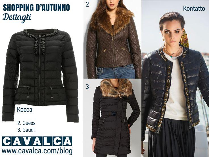 #kontatto #guess #gaudì #kocca #piumino #strass #pelliccia #fashion #shopping #fall #winter #cavalca #varese #arcisate