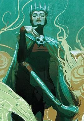 Morgan le Fay (Earth-616) - Marvel Database - Wikia