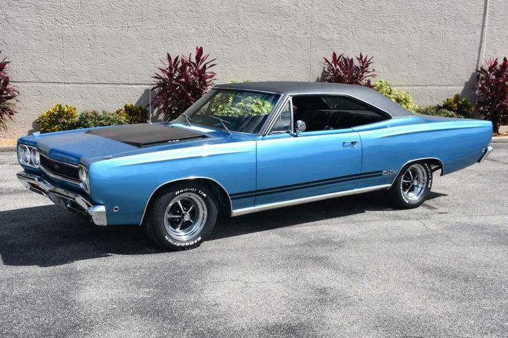 68 Plymouth GTX 440 Super Commando