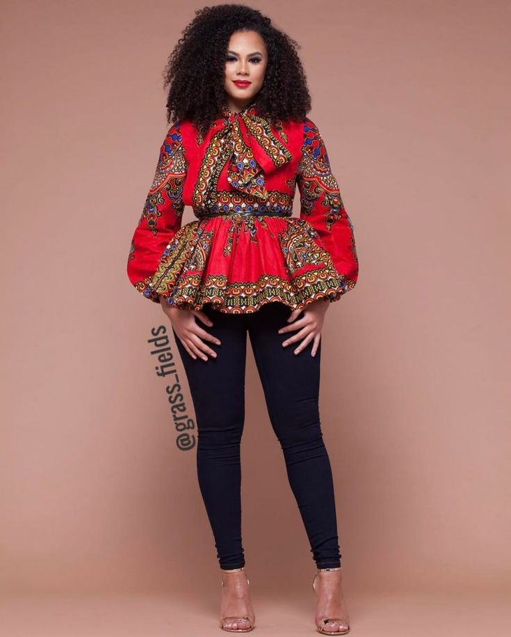 New Ankara Styles Siks Nd Tops: Best 25+ Ankara Fashion Ideas On Pinterest