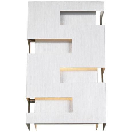 "Possini Euro Design 10"" High Cutout Wall Sconce #lampsplus  #mystyle"