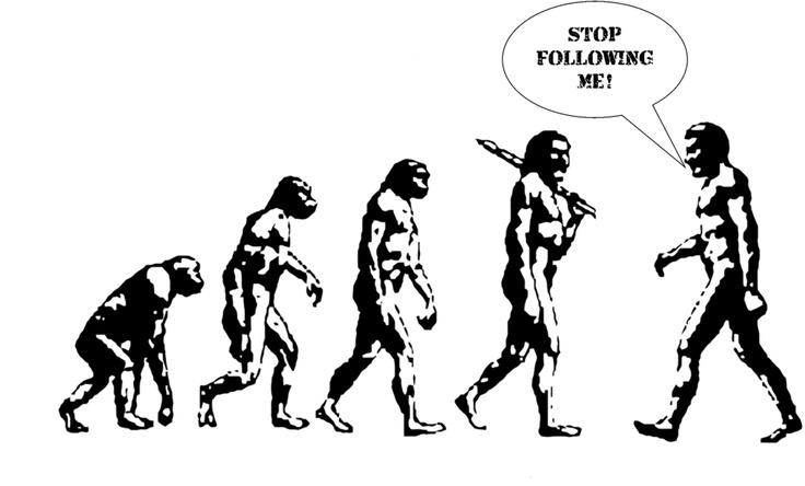 Stages Of Evolution Of Man | evolution of man ref funnyevolution ...