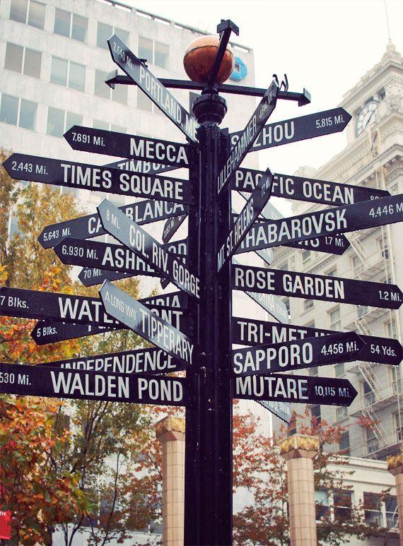 Pioneer Square, Portland, Oregon