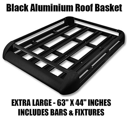 CSS Large Black Aluminium Roof Rack Basket Tray Luggage Cargo Carrier with Bars XL-B No description (Barcode EAN = 8438494125640). http://www.comparestoreprices.co.uk/december-2016-4/css-large-black-aluminium-roof-rack-basket-tray-luggage-cargo-carrier-with-bars-xl-b.asp