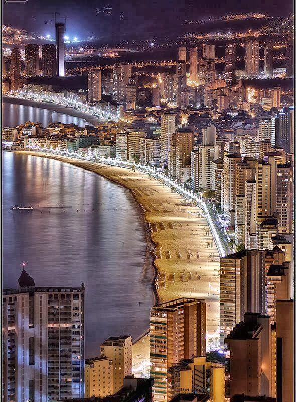 Benidorm, Valencian Community, Spain