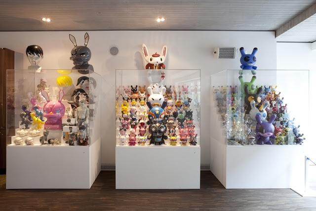Selim Varol collects toys