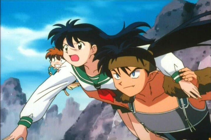 Anime Characters Kidnapped : Best inuyasha images on pinterest anime