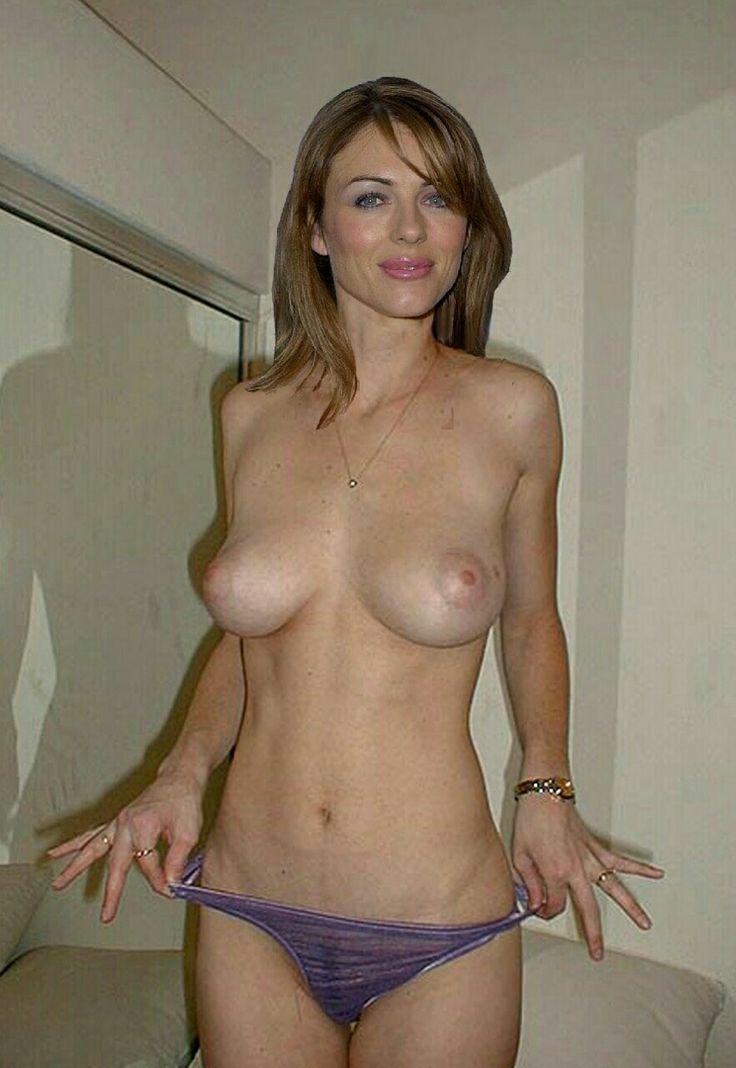 Elizabeth hurley naked photos — img 1