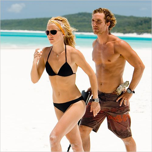MATTHEW MCCONAUGHEY in Fools Gold PICTURES PHOTOS and IMAGES