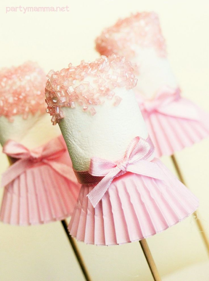 Mallow pops per ragazze molto pink!!