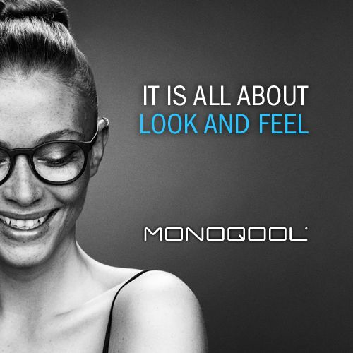 Look + feel... we got you covered.  #look #feel #design #Monoqool