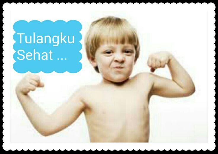 Hal Terbaik Untuk Perkembangan Tulang Anak. http://goo.gl/skRM0X