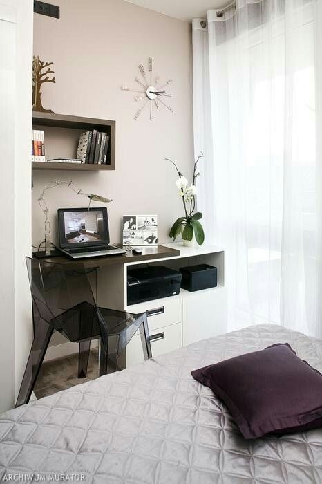 Miniature home office