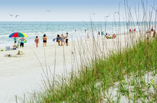 Atlantic Beach - 10 Under-the-Radar Florida Beach Towns to Visit This Winter | Fodor's Travel