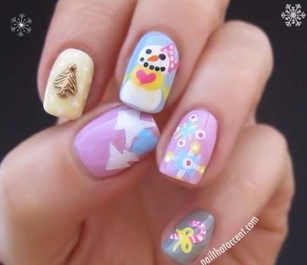 Nail Art, Nail Designs,
